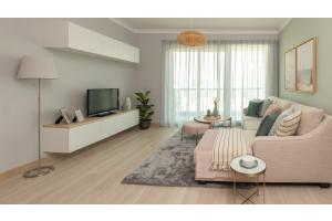 Urban Escape: Step into Tatiana's dreamy new apartment in The Views, Dubai