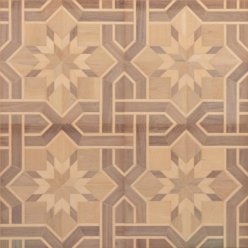 Linen-Art Mosaic