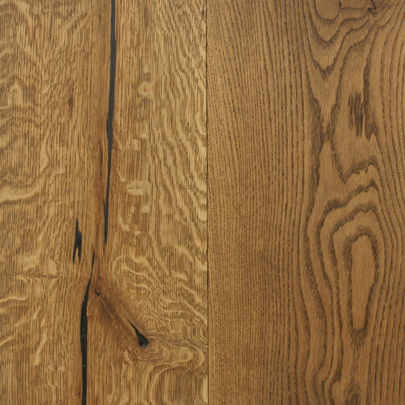 Castle Brown - Monolith (European Oak - Single Strip)
