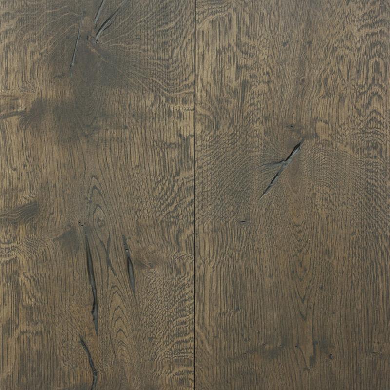 Charcoal - (European Oak - Single Strip)
