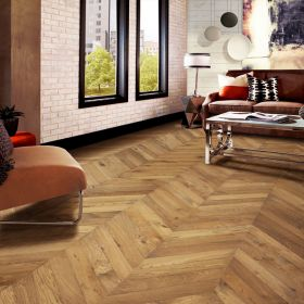 Dark Oak - Chevron