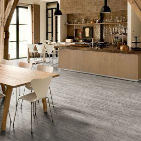 Essential V4 Reclaimed oak light grey