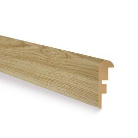Stairnose -Natural Varnished Oak