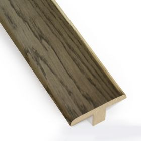 T-Bar/ Door Bar Fumed Castle Brown
