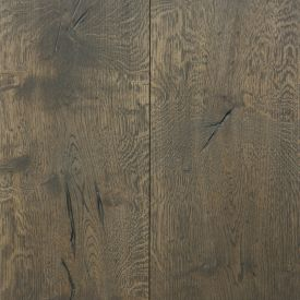 Charcoal - (European Oak - Single Strip)