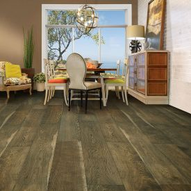 Fumed Castle Brown (European Oak - Single Strip)