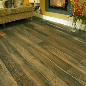 Fumed Oak (European Oak - Single Strip)