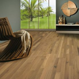 Mist (European Oak - 3 Strip)