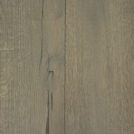 Alpaca White - Ash Grey (European Oak - Single Strip)
