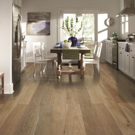 Aqua (European Oak - Single Strip)