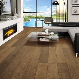 Castle Brown (European Oak - Single Strip)