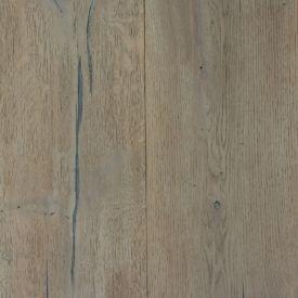 Nordic White - Walnut (European Oak - Single Strip)