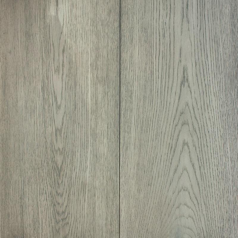 PCA White / Savanna (European Oak - Single Strip)