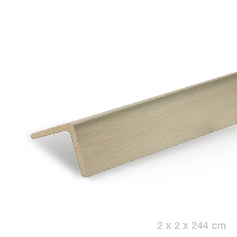 L-Angle/ Stair Nose White 5%