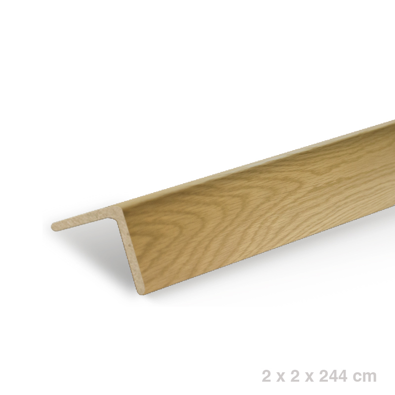 L-Angle/ Stair Nose Smoked Oak