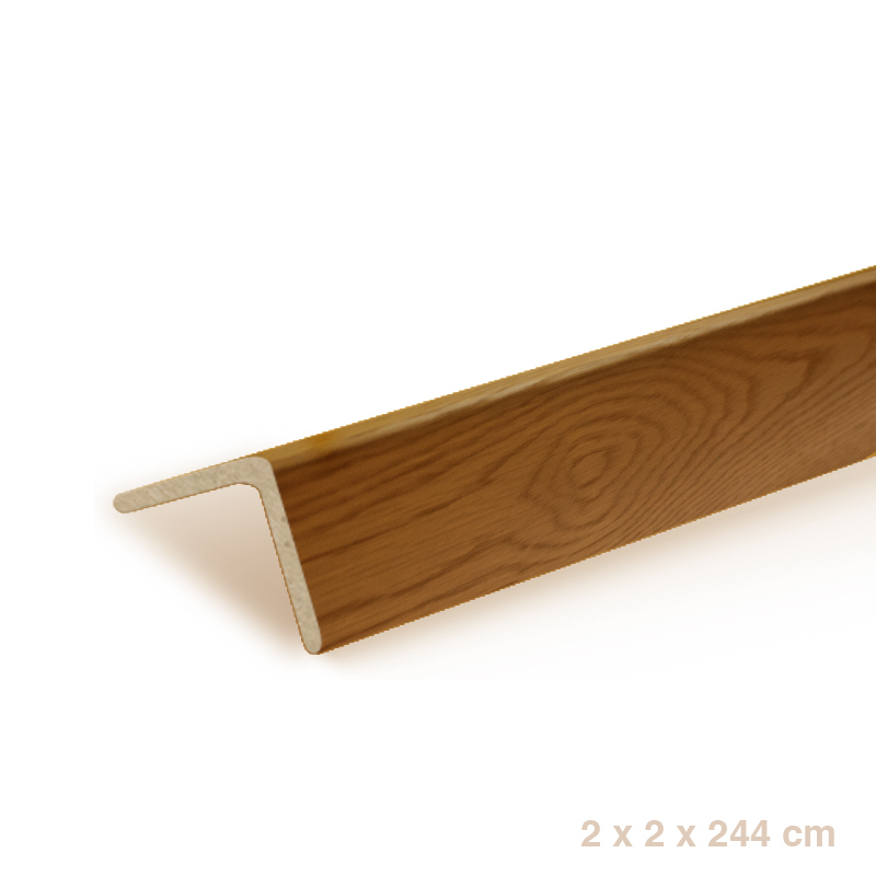 L-Angle/ Stair Nose - Olive