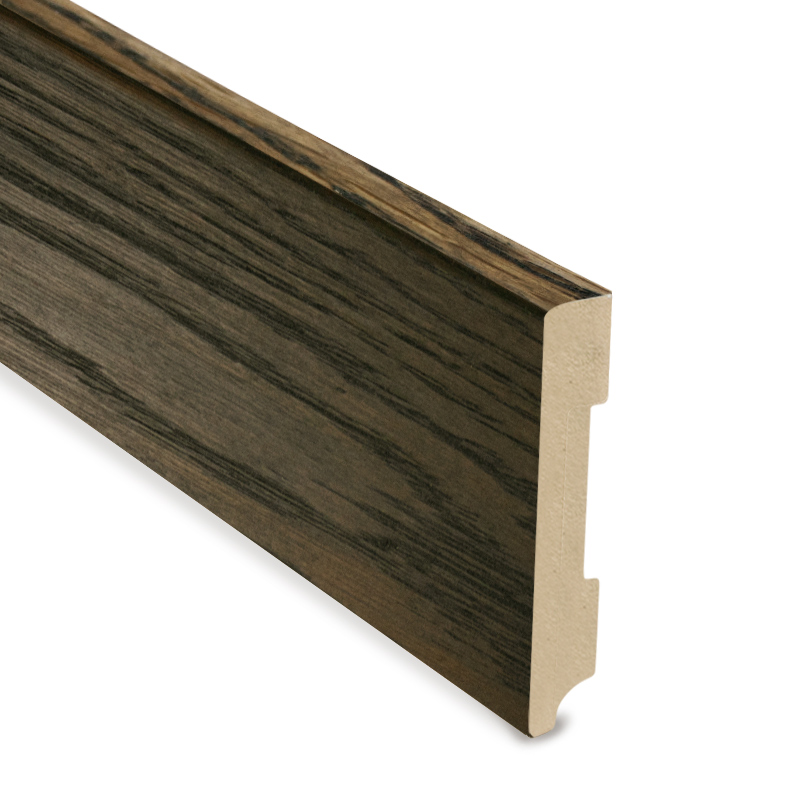 Standard Skirting - Oak Stained Black Walnut