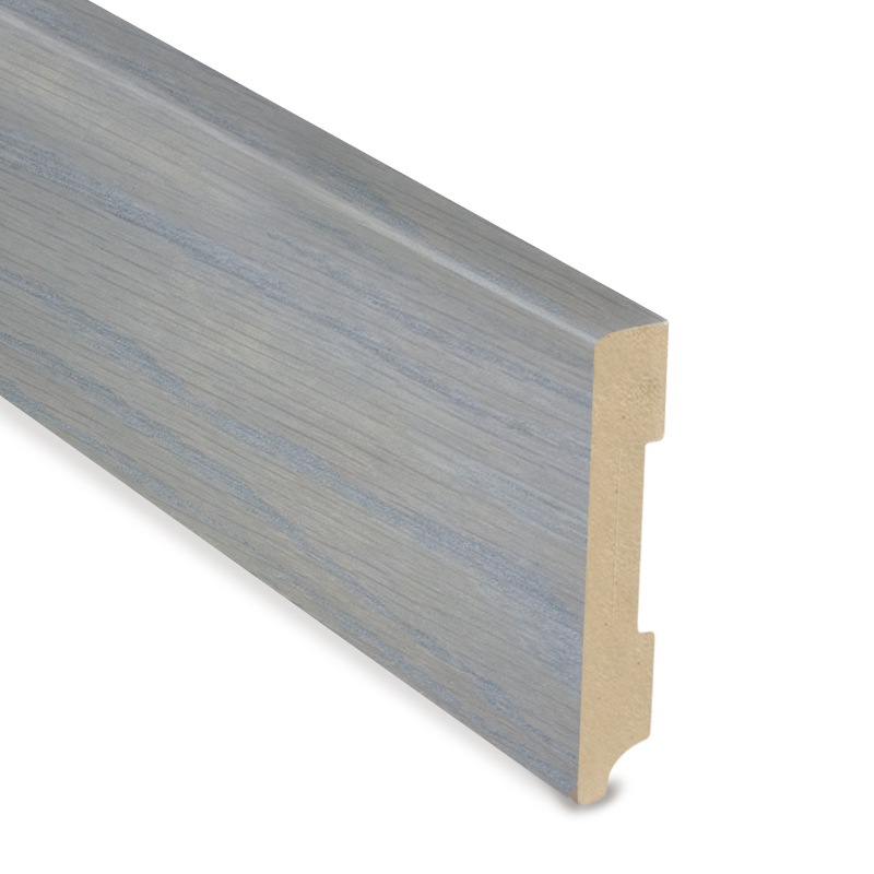 Standard Skirting - PCE Intense Grey - White