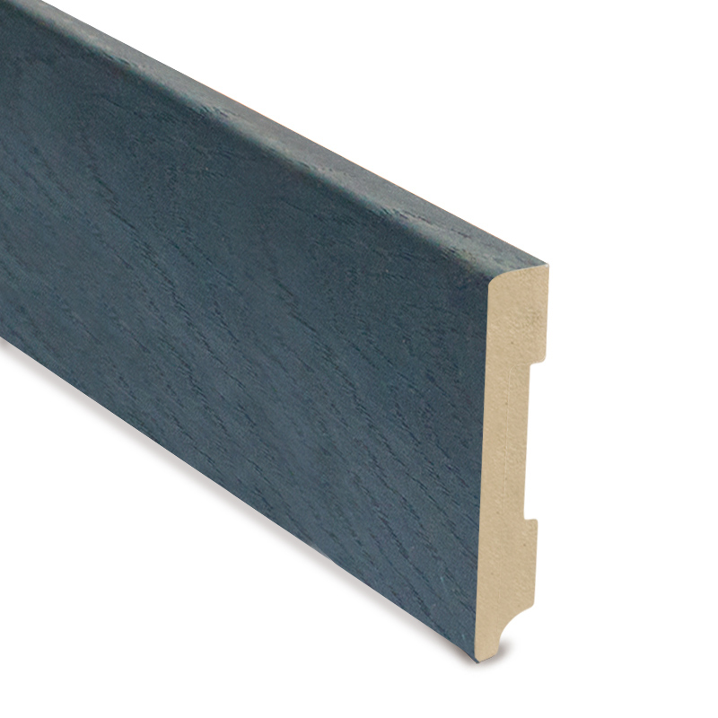 Standard Skirting - Fumed Charcoal