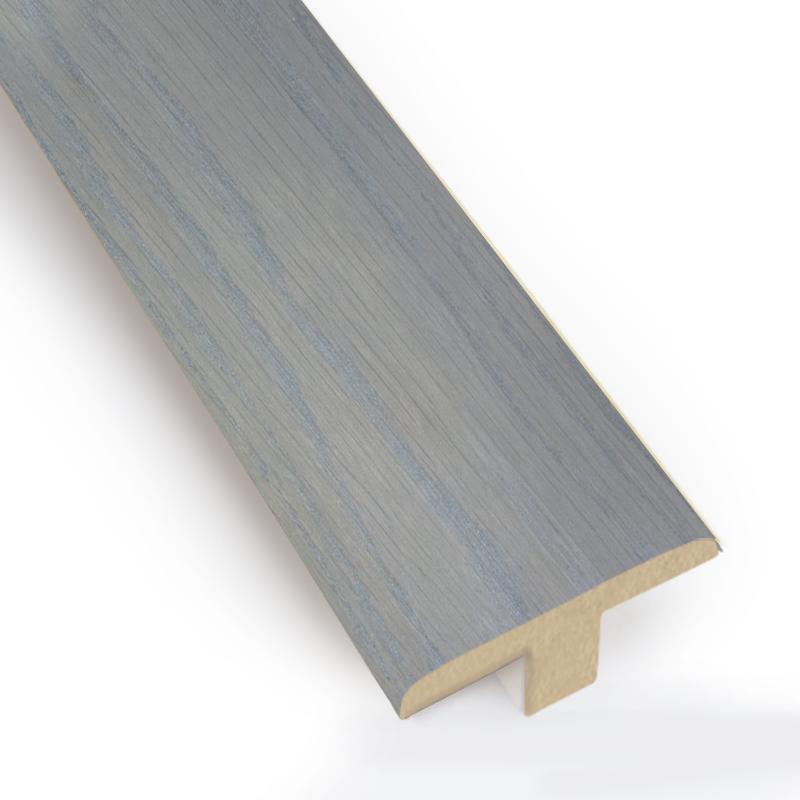 T-Bar - PCE Intense Grey - White