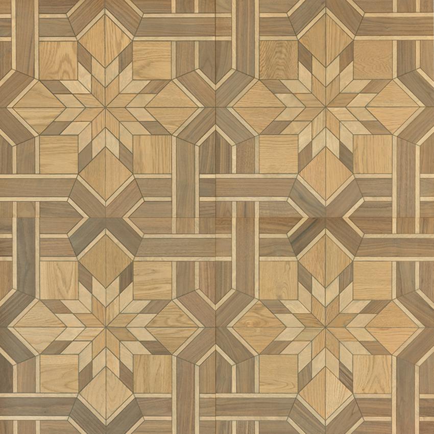 Tawny-Art Mosaic