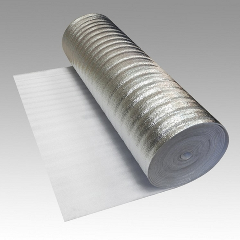 3mm EPE Underlay with Silver Film