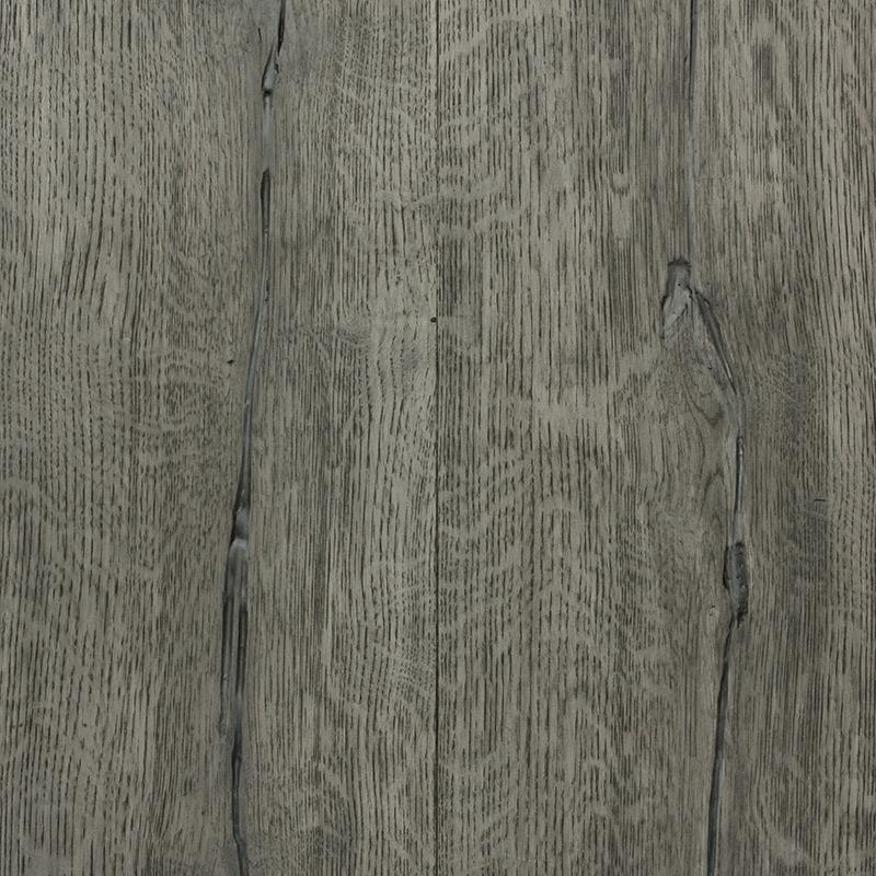 White - Charcoal (European Oak - Single Strip)