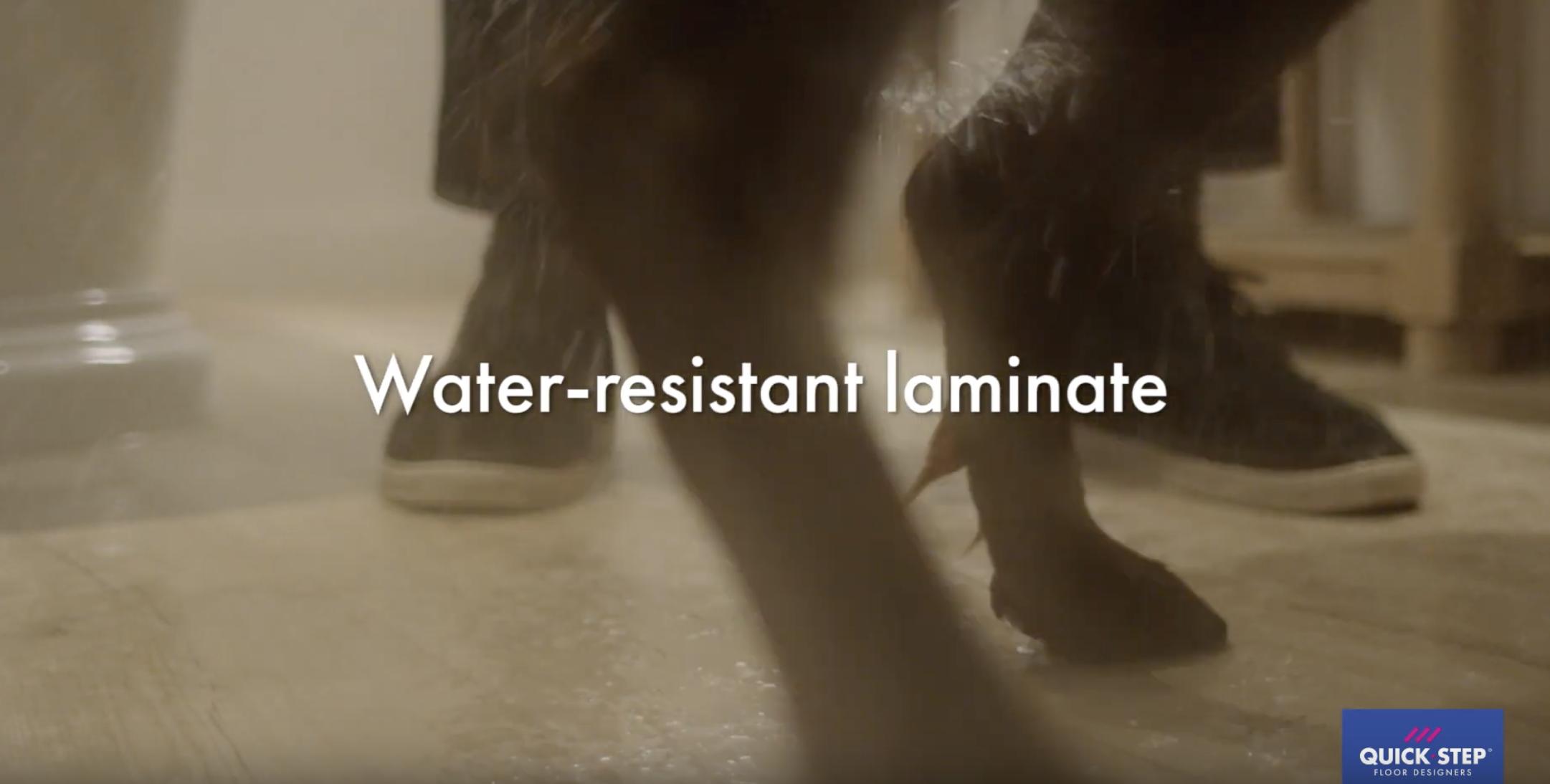 Laminate Waterresistant