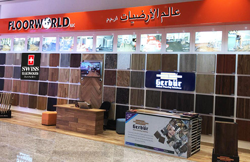 Floorworld LLC, Muscat Grand Mall