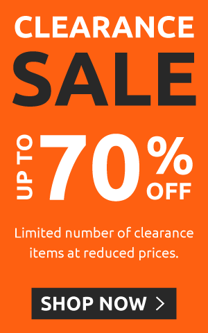 Clearance Stock Sales Flooring