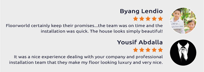 Our Customer Reviews